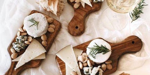 Plant-based cheese: Fermenting and Aging Processes