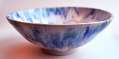 The Maker's Guild: Beginners Ceramics slab bowl making for charity event