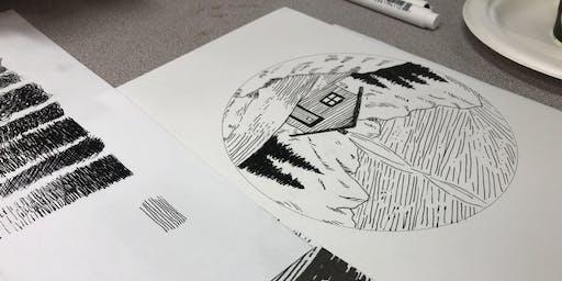 Oregon City Pen & Ink Workshop - Open House