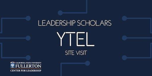 Leadership Scholars Site Visit: Ytel