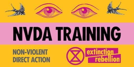 Non-Violent Direct Action Training