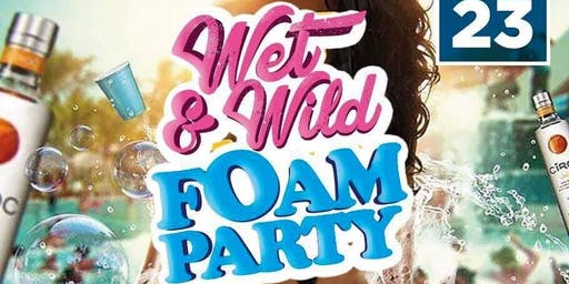WET & WILD FOAM PARTY BUS