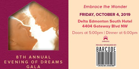 Evening of Dreams 2019 - Embrace the Wonder tickets