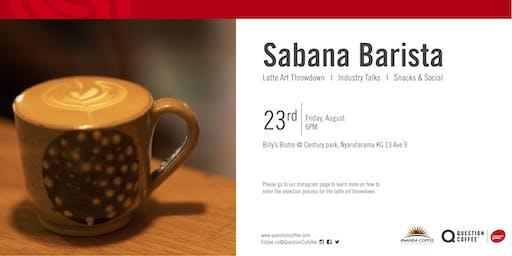 Sabana Barista