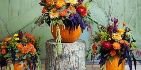 Thanksgiving Centrepiece Workshop tickets