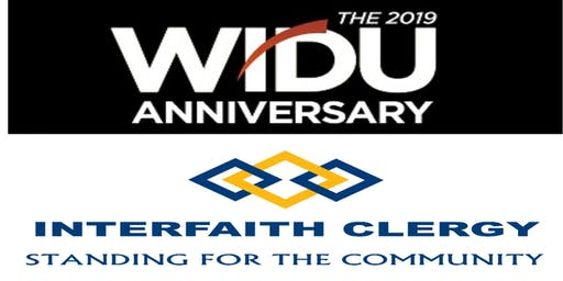 WIDU 2019 - Interfaith Clergy Breakfast