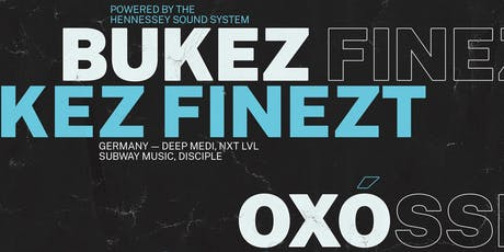 Bukez Finezt x Oxóssi x Cartridge | The Venue ATX — Sept. 13 (Friday) tickets