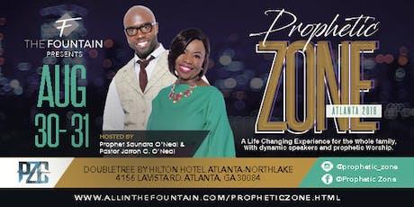 Prophetic Zone International- Atlanta tickets