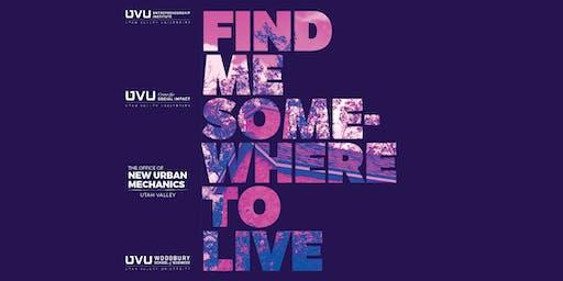 2019 UVU Social Innovation Challenge Kickoff