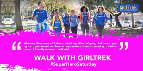 Walk With GirlTrek tickets