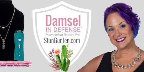 Damsel in Defense: With Stungun Jen tickets