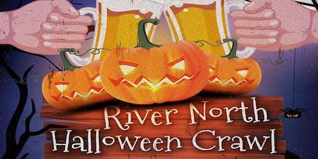 River North Halloween Crawl - Chicago's BEST Halloween Crawl  tickets