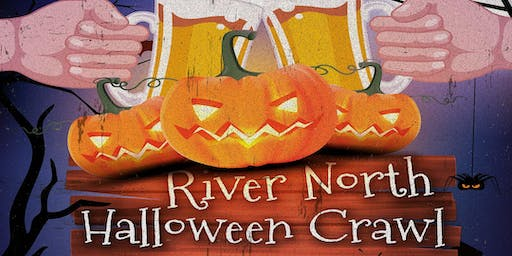 River North Halloween Crawl - Chicago's BEST Halloween Crawl