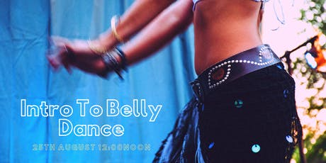 Intro to Belly Dance - Drum Solo tickets