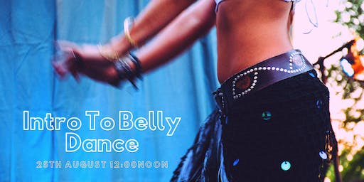 Intro to Belly Dance - Drum Solo