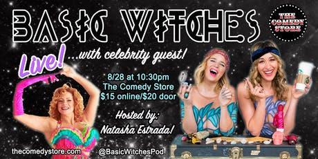 BASIC WITCHES: LIVE! tickets