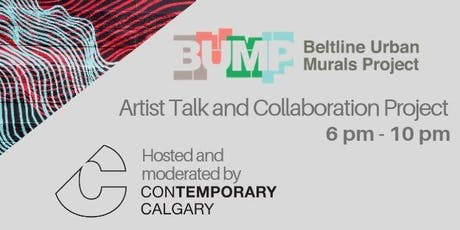 BUMP Artist Talk & Collaboration Project tickets
