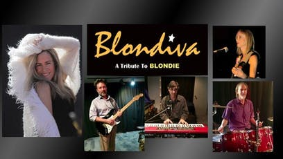5pm - Blondiva - A Tribute to Blondie tickets
