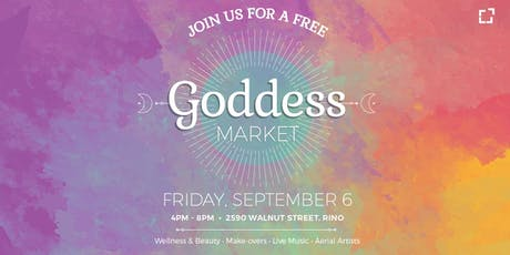 Goddess Market tickets