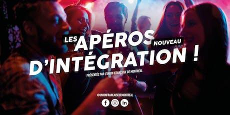 Les Apéros d'Intégration #6 billets