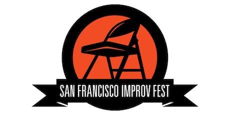 SFIF 2019 Workshop: Advanced 2 Person Scenes with Scott Adsit tickets