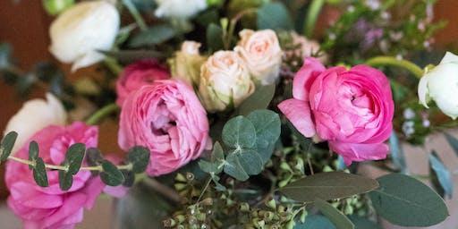 Summer Floral Design Basics