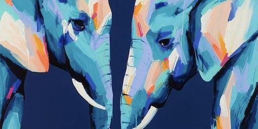 Endearing Elephants
