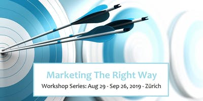 Marketing The Right Way - Workshop Series for Solopreneurs