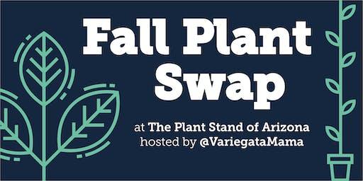 Fall Phoenix Plant Swap