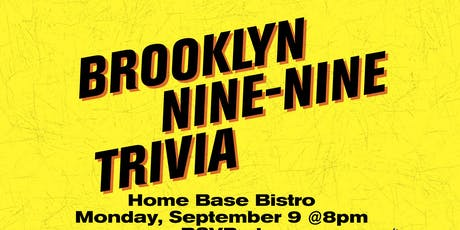 Brooklyn Nine-Nine Trivia tickets