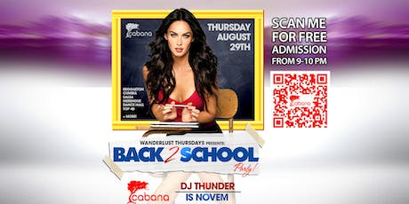Back 2 School Party tickets
