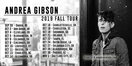 Andrea Gibson @ The Phantasy (10/4) tickets