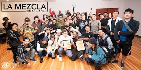 La Mezcla Break Dance tickets