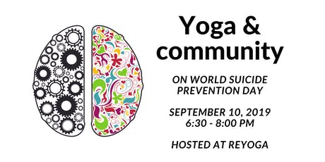 Yoga on World Suicide Prevention Day tickets