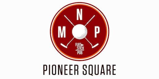 Flatstick Pub's Monday Night Putters Fall Season 2019 - Pioneer Square