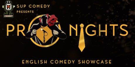 SUP Comedy's 'Pro Nights' Alex Pavone & Sammy Farid tickets