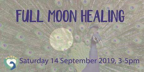 Full Moon Healing in September tickets