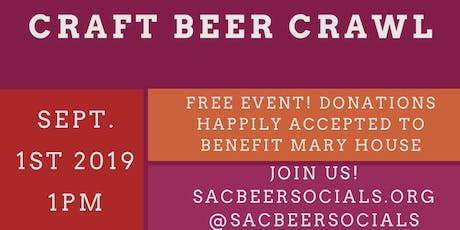 Labor Day Weekend Craft Beer Crawl tickets