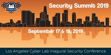 Security Summit 2019 tickets