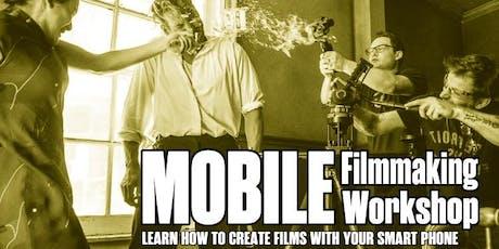 Mobile Phone Filmmaking Workshop tickets