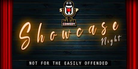 Sup Comedy Showcase Night tickets