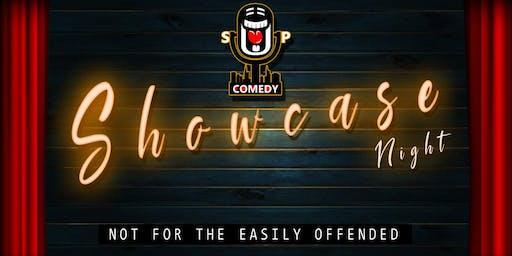 Sup Comedy Showcase Night