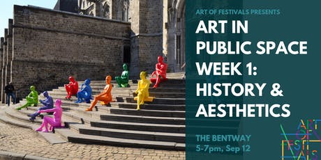CREATE in Public Space: Toronto Session #1 - History & Aesthetics tickets