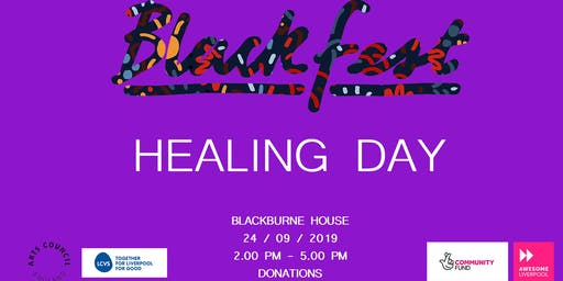 Healing Day / Hit the Ground Workshop with Lateisha Davine