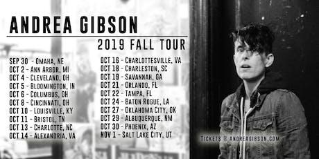 Andrea Gibson @  Skullys (10/6) tickets