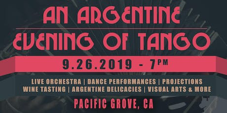 An Argentine evening of Tango tickets