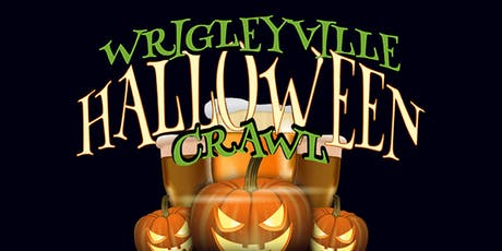 Wrigleyville Halloween Crawl - Chicago's BIGGEST Halloween Party tickets