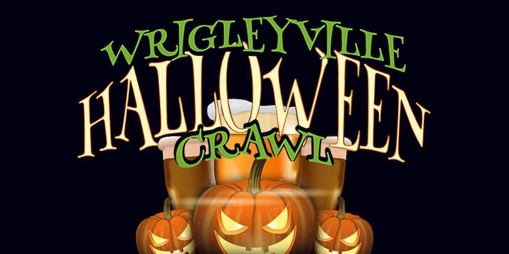 Halloween Feest.Wrigleyville Halloween Crawl Chicago S Biggest Halloween Party