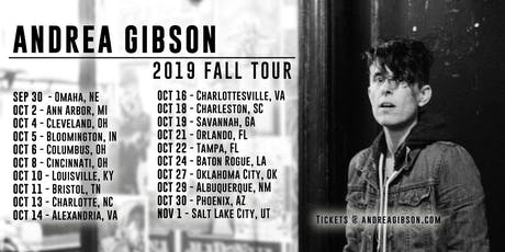 Andrea Gibson @ Legends (10/8) tickets