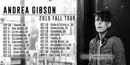 Andrea Gibson @ Legends (10/8)